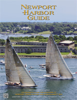Newport Harbor Guide 2012 cover