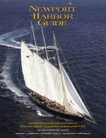 Newport Harbor Guide 2011 cover